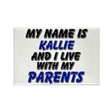 my name is kallie and I live with my parents Recta