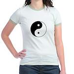 Yin Yang Jr. Ringer T-Shirt