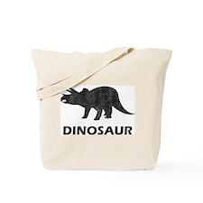 Vintage Dinosaur Tote Bag