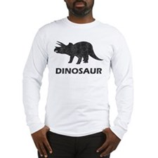 Vintage Dinosaur Long Sleeve T-Shirt