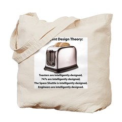 ID Toasters Tote Bag