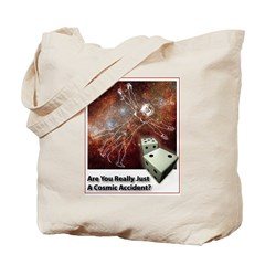 ID Cosmic Accident? Tote Bag