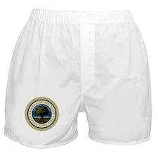 Friends of Big Foot Beach Boxer Shorts