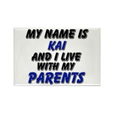 my name is kai and I live with my parents Rectangl