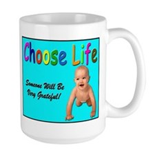 Choose Life for Pro Life Mug