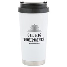 Toolpusher Travel Mug,Oilman,Oil,R