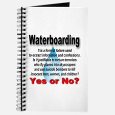 Waterboarding Yes or No? Journal