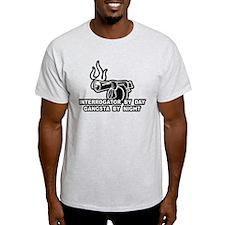 Interrogator By Day T-Shirt