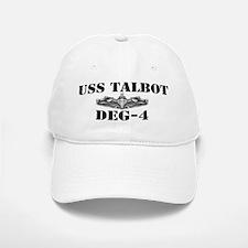 USS TALBOT Baseball Baseball Cap