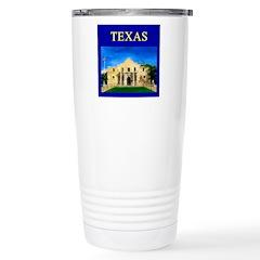 ilove texas texans Travel Mug