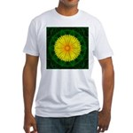 Dandelion I Fitted T-Shirt