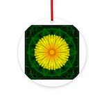 Dandelion I Ornament (Round)