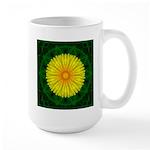 Dandelion I Large Mug