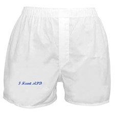 I Heart MPD Boxer Shorts