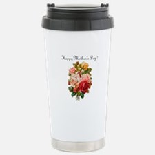 """""""Mother's Day"""" Stainless Steel Travel Mug"""