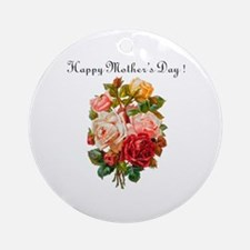 """""""Mother's Day"""" Ornament (Round)"""