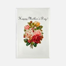"""Mother's Day"" Rectangle Magnet"