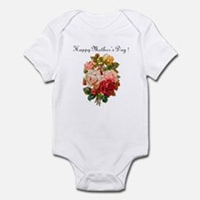 """Mother's Day Roses"" Infant Bodysuit"