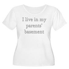 Basement Dweller - T-Shirt