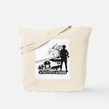 A Faithful Airman Tote Bag