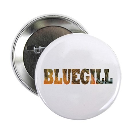 "Bluegill Fishing 2.25"" Button (100 pack)"