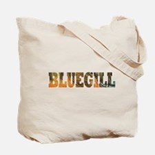 Bluegill Fishing Tote Bag