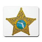 Citrus County Sheriff Mousepad