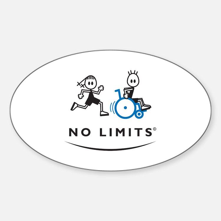 Tag Girl Oval Sticker (10 pk)