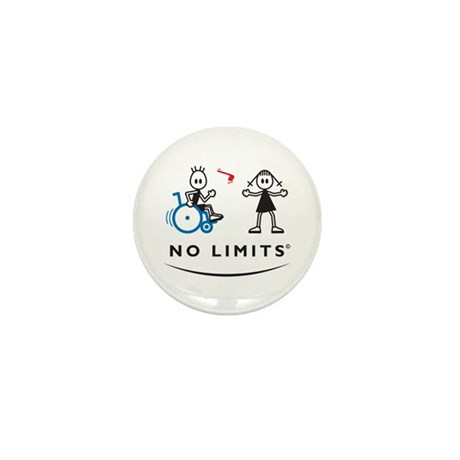 Boomerang Boy Mini Button (10 pack)