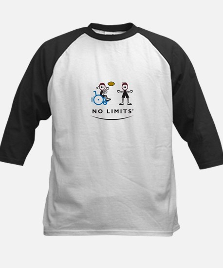 Rugby Girl Kids Baseball Jersey