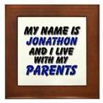 my name is jonathon and I live with my parents Fra