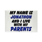 my name is jonathon and I live with my parents Rec