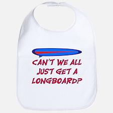 GET A LONG BOARD Bib