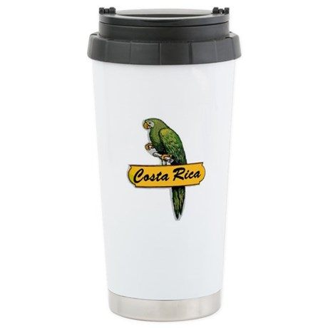 COSTA RICA Stainless Steel Travel Mug
