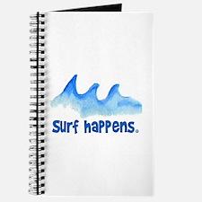 SURF HAPPENS.. Journal