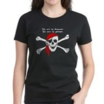 To err is human, to arr is pi Women's Dark T-Shirt