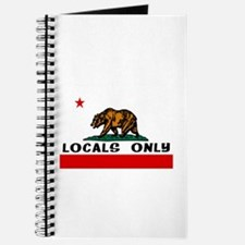 LOCALS ONLY Journal