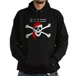To err is human, to arr is pi Hoodie (dark)