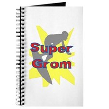 SUPER GROM! Journal