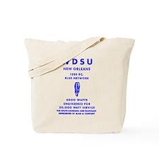 WDSU 1280 Tote Bag
