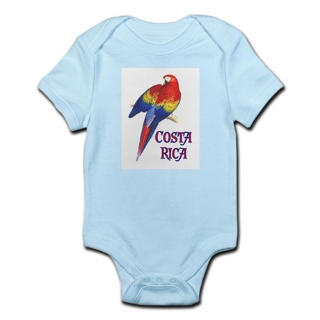 COSTA RICA II Infant Bodysuit