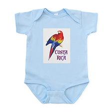 COSTA RICA II Infant Bodysuit