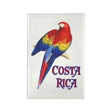COSTA RICA II Rectangle Magnet