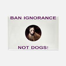Ban Ignorance Magnet