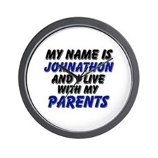 my name is johnathon and I live with my parents Wa