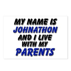 my name is johnathon and I live with my parents Po