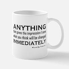 Impressions Mug