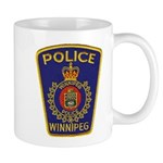 Winnipeg Police Mug