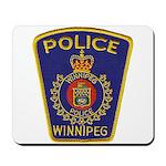 Winnipeg Police Mousepad
