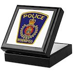 Winnipeg Police Keepsake Box